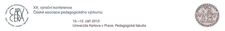 XX. Výroční konference ČAPV