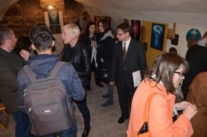 Vernisáž výstavy Josef Wünsch, učitel - cestovatel - spisovatel