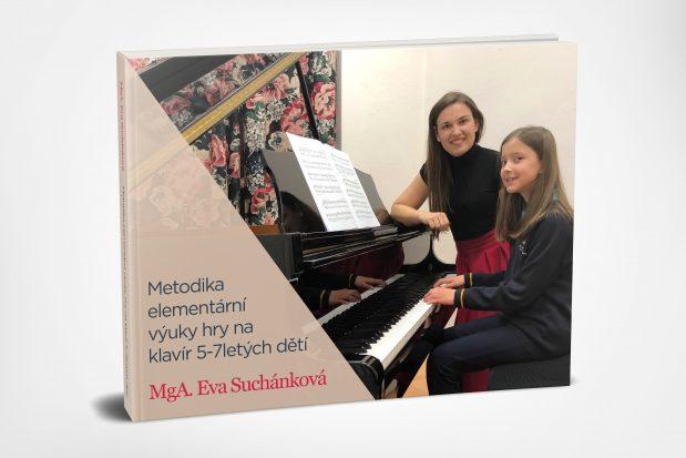 E-book metodika elementární výuky hry na klavír 5-7letých dětí