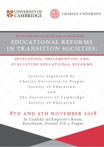 Educational reforms in transition societies