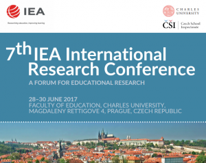 7th IEA International Research Conference: A Forum for Educational Research